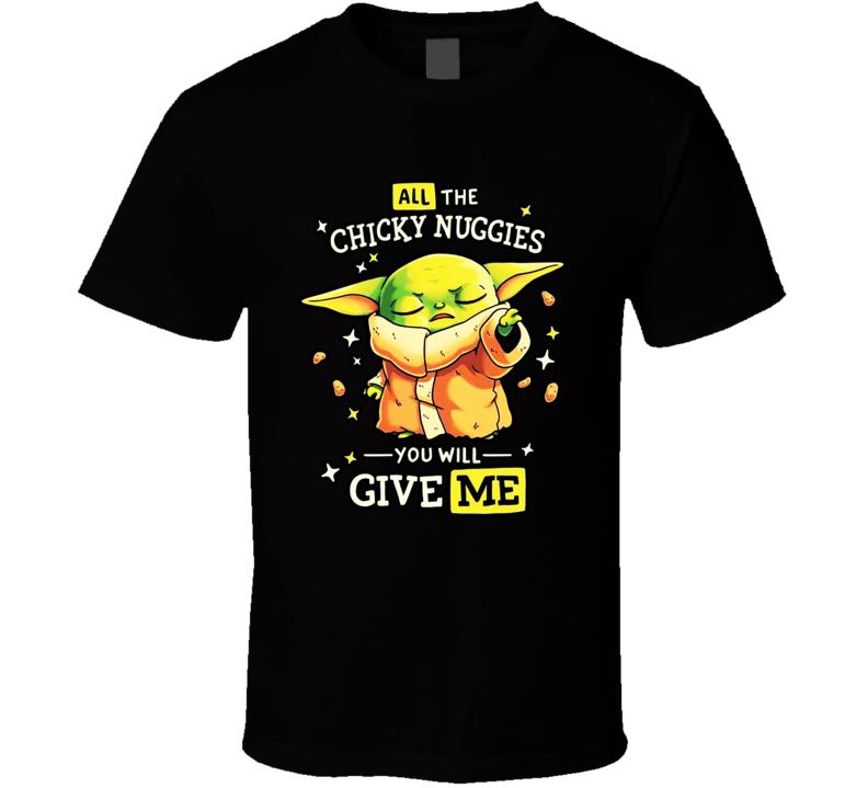 Star Wars Baby Yoda The Child Force T Shirt