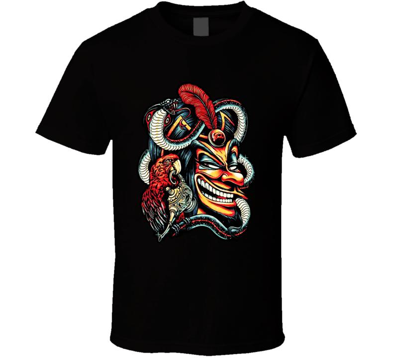 Aladin Movie Jafar Hunger For Power T Shirt