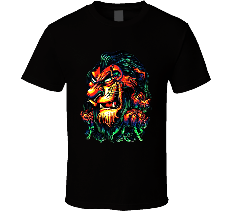 The Lion King The Uncrowned King T Shirt