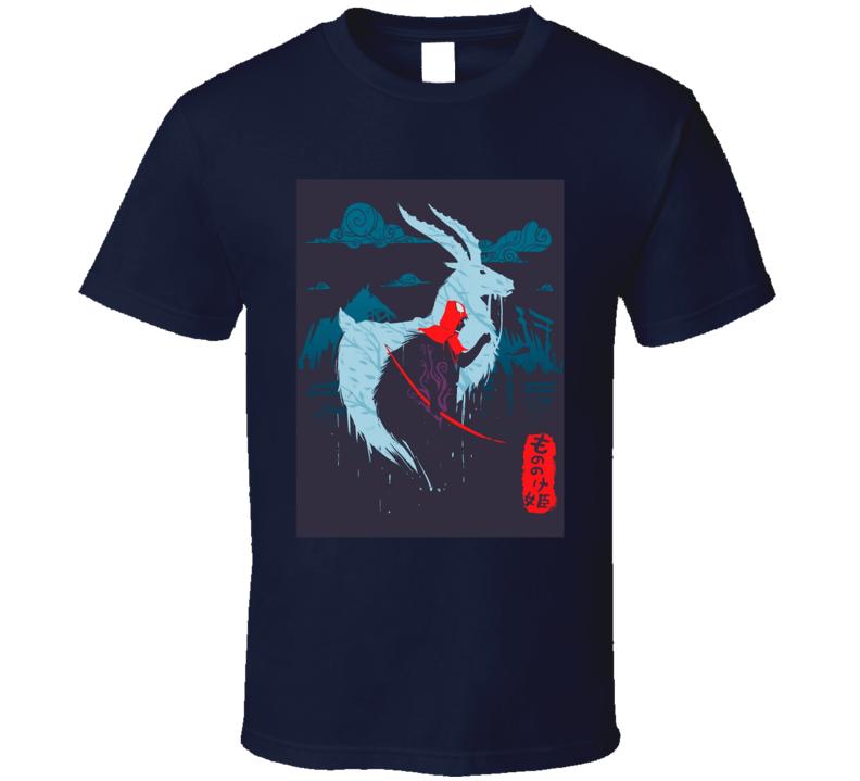 Warrior Classic T Shirt