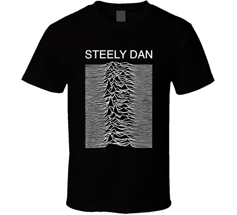 Dan Division  Steely Dan T Shirt