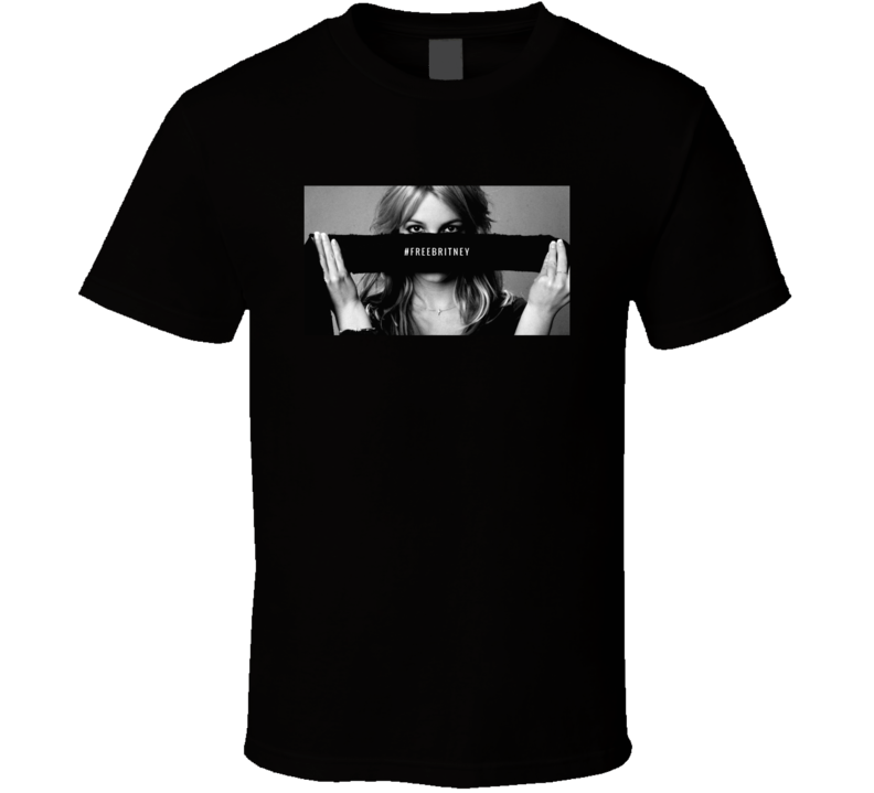Free Britney Limited Edition 2021 Free Britney Movement T Shirt