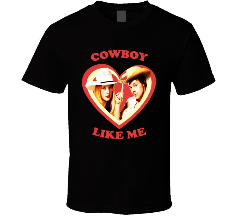 H.a.y.l.o.r Cow.boy Like Me Shirt, H.a.r.r.y Sty.les Magnet, Cow T Shirt