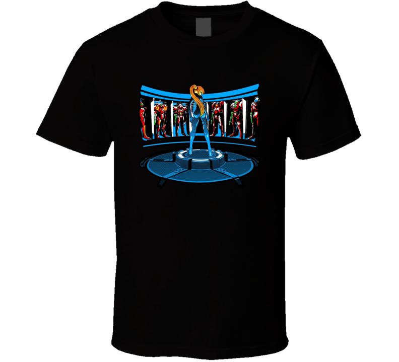 Iron Aran T Shirt