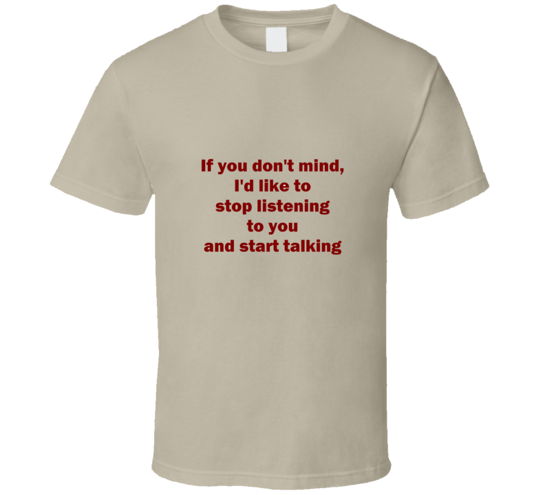 Big Bang Sheldon Stop Listening Funny unique stats nerd or geek tshirt Great gift for grad student prof quant methods statistician