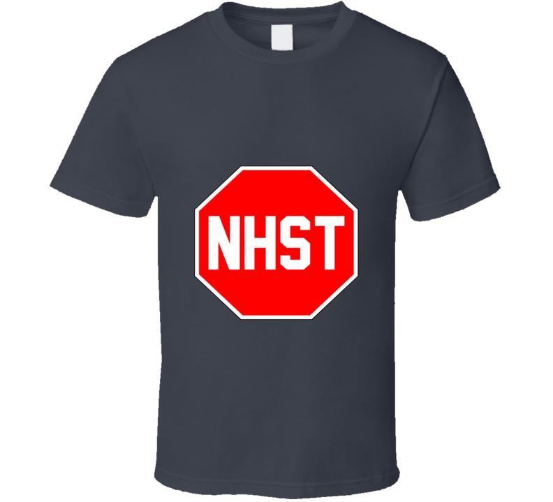Stop NHST Funny Stats Geek T Shirt