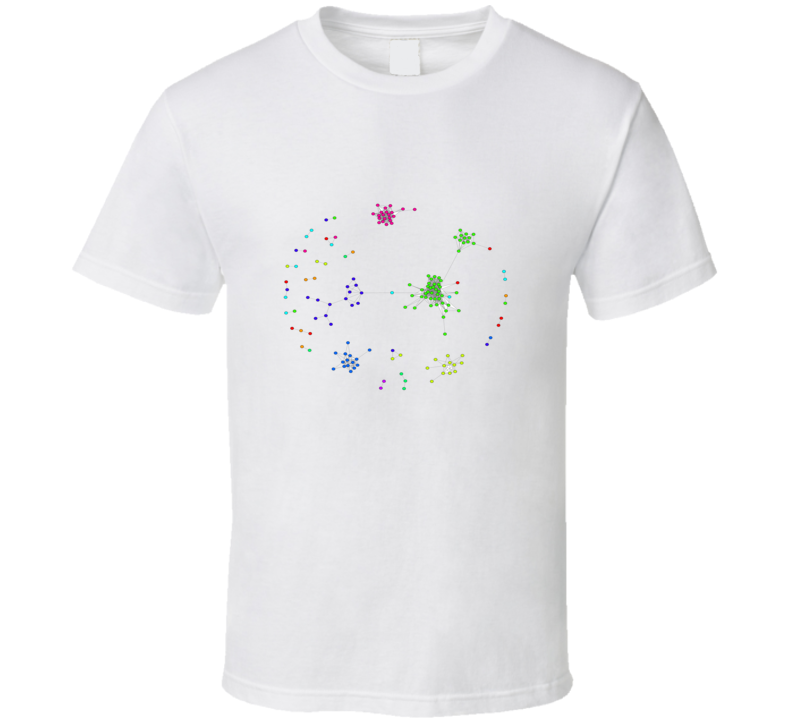 Stock graph Funny unique stats nerd or geek tshirt Great gift for grad student prof quant methods statistician