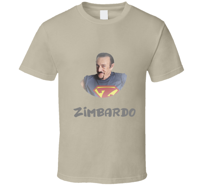 Zimbardo Funny unique stats geek tshirt Great gift for student prof quant methods statistician