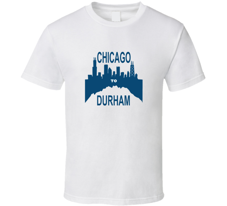 Jabari Parker Chicago to Durham Tshirt