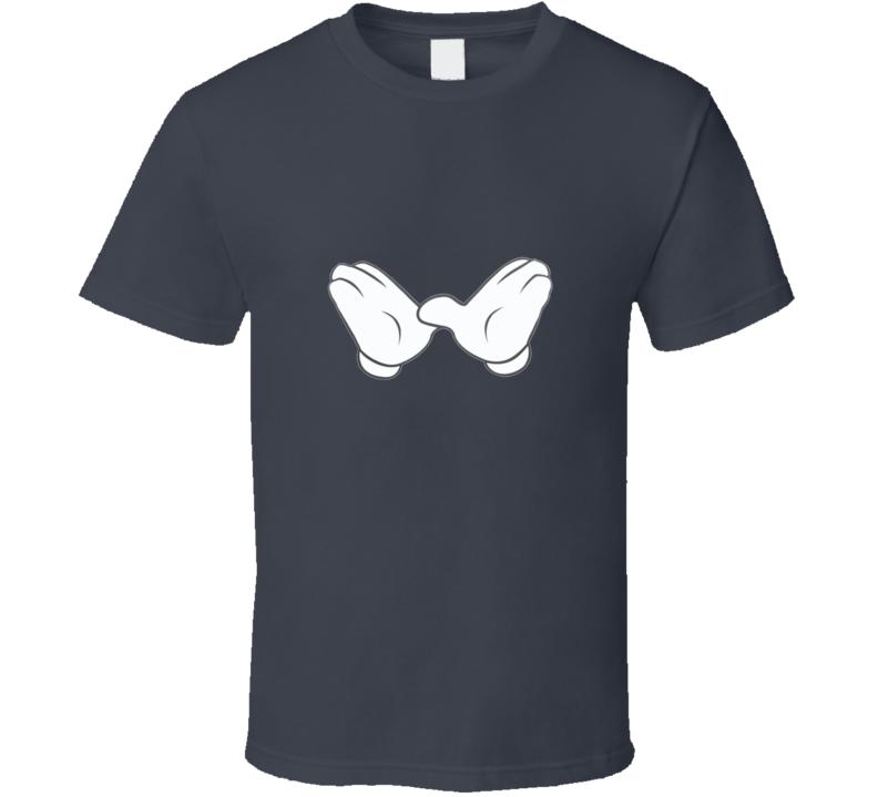 Wutang White Hands T Shirt