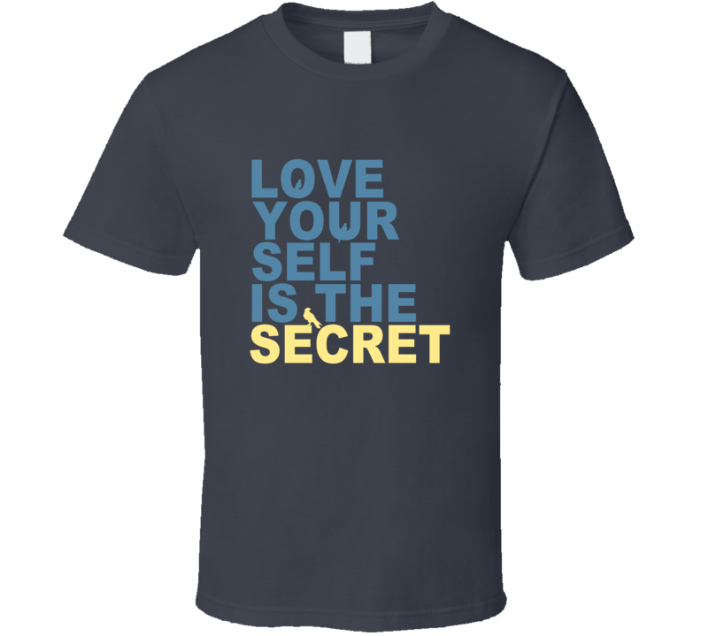 Love Yourself is the Secret Lenny Kravitz T Shirt