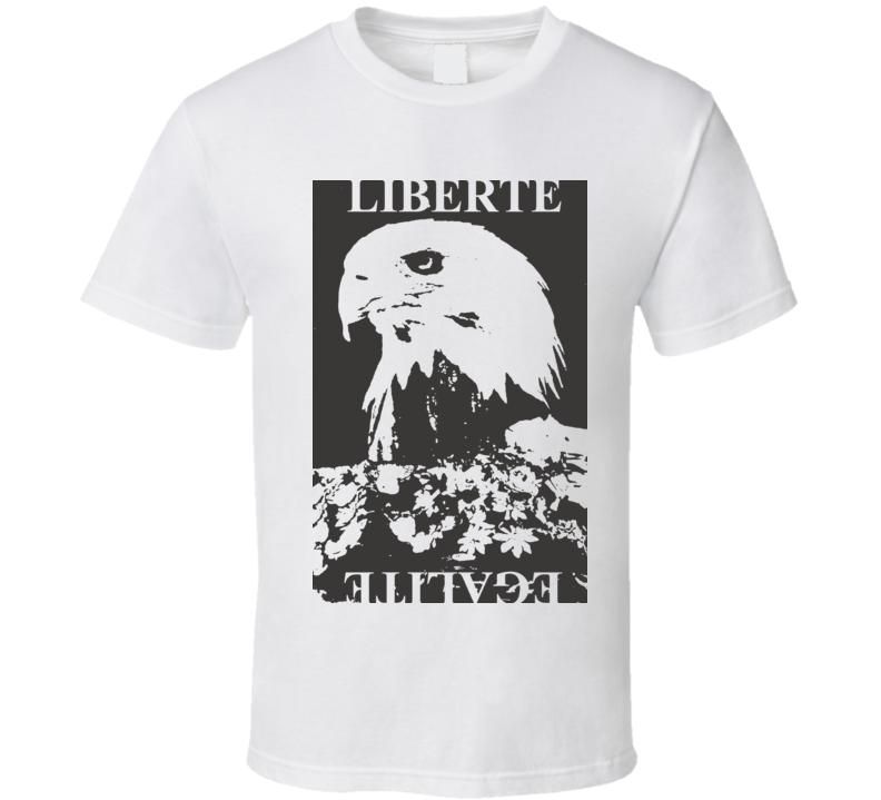 April 17 Keith Urban Idol Eagle Liberte Style White T Shirt