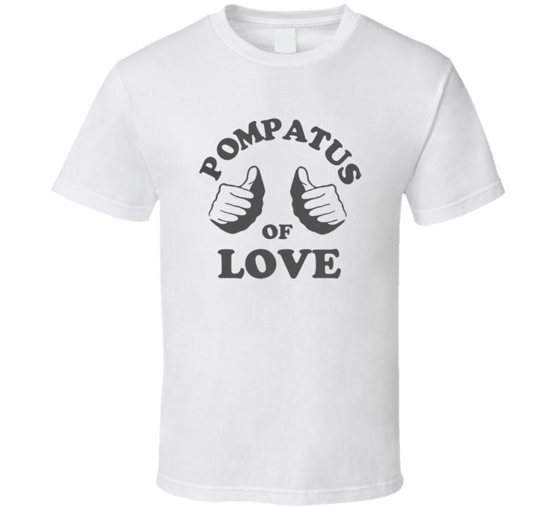 Pompatus of Love Steve Miller Joker White T Shirt