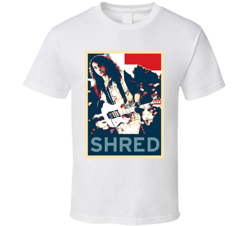 Jason Becker Dave Lee Roth Guitar Shredder Hope Style T Shirt