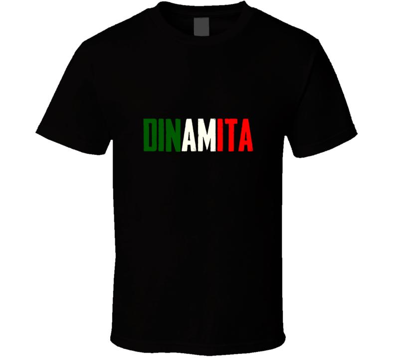 Dinamita Juan Manuel Marquez Champion Boxer T Shirt