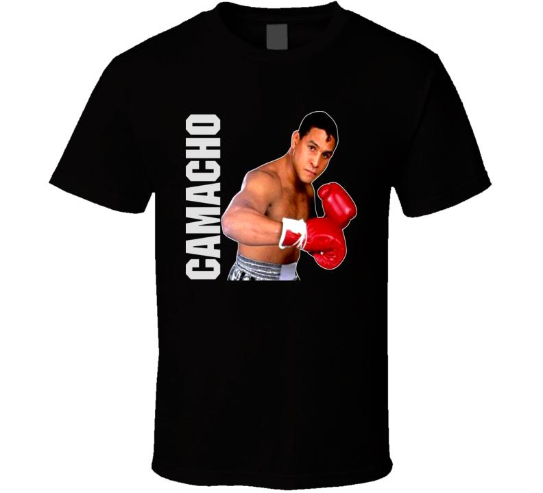 Hector Macho Camacho Boxing Champ T Shirt