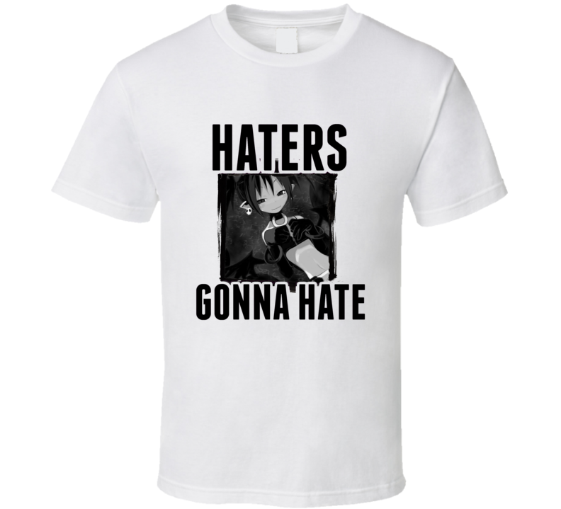 Etna Disgaea Video Game Haters Gonna Hate T Shirt
