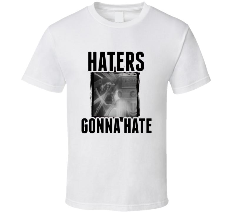 Jenova Final Fantasy VII Video Game Haters Gonna Hate T Shirt