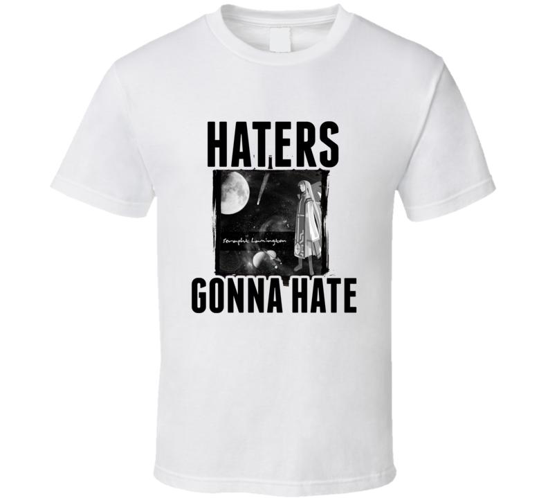 Seraph Lamington Disgaea Video Game Haters Gonna Hate T Shirt