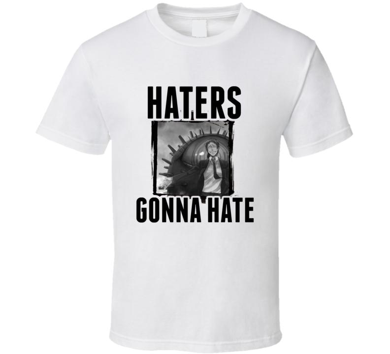 Tohru Adachi Persona 4 Video Game Haters Gonna Hate T Shirt