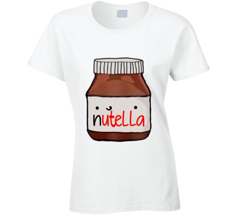 Nutella Jar Funny T Shirt