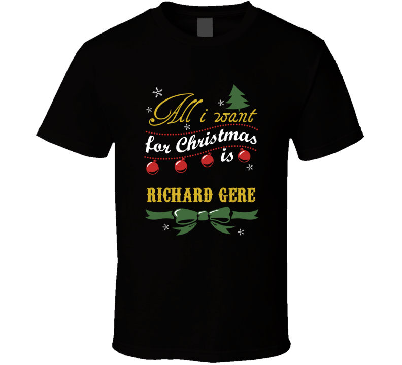 All I Want For Christmas Is Richard Gere