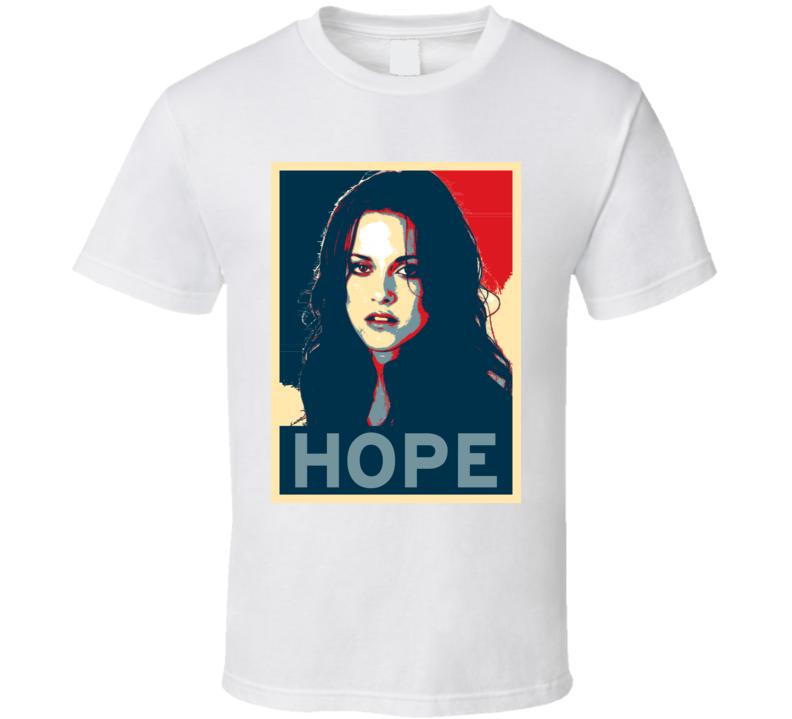 Kristen Stewart HOPE poster T Shirt