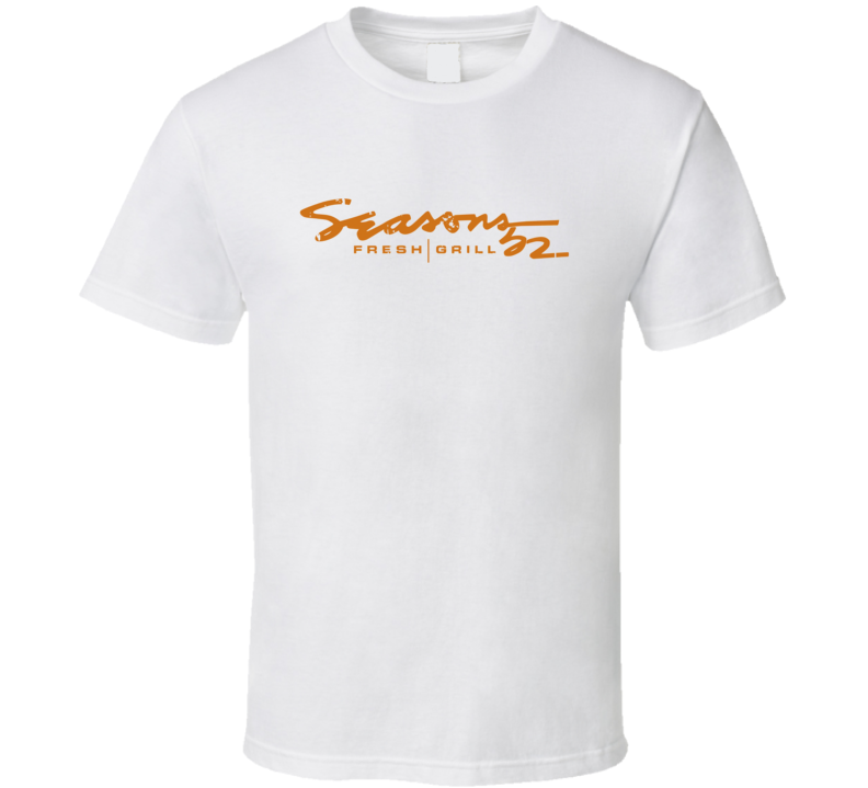 Seasons 52 Fast Food Restaurant Distressed Look T Shirt