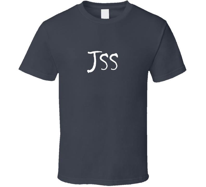 JSS Walking Dead Parody Dark T Shirt