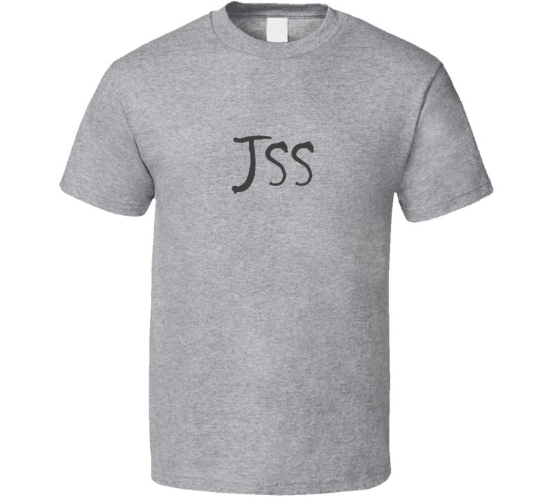 JSS Walking Dead Parody Light Color Shirt