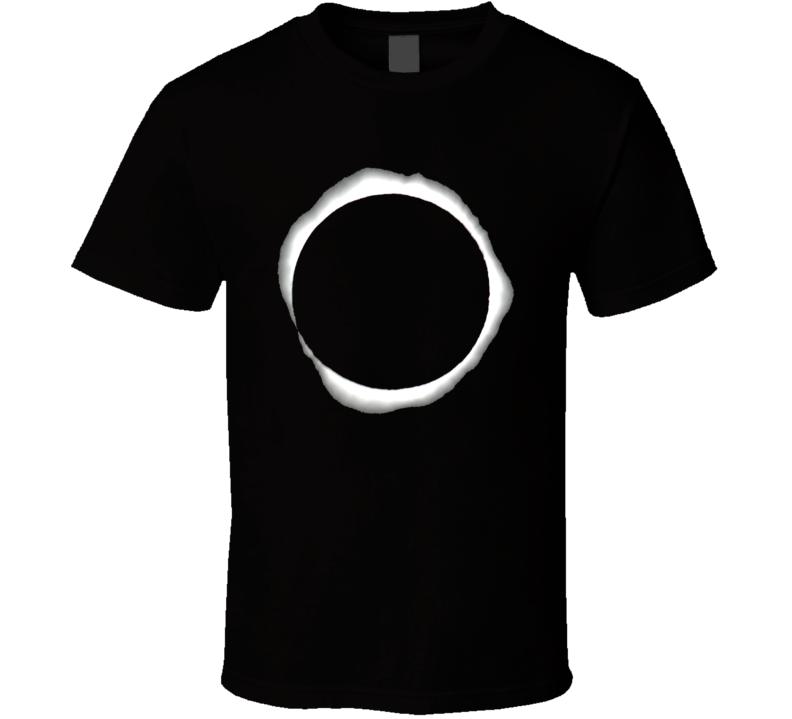 Lunar Eclipse Popular Cheeky Geeky Dark T Shirt