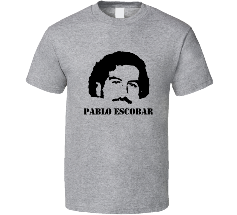 Pablo Escobar Diaries Netflix TV Parody T Shirt