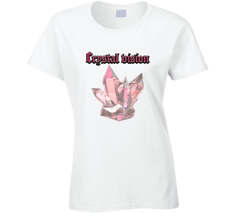 Crystal Vision T Shirt