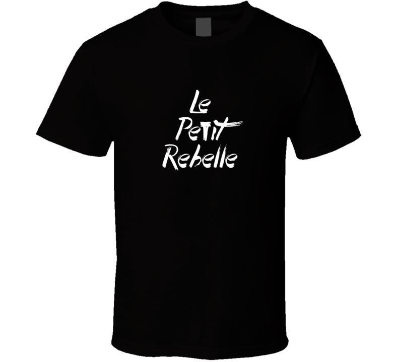 Kourtney Son Mason Style Le Petit Rebelle Funny T Shirt