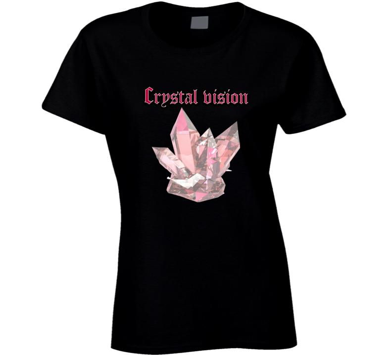 Crystal Visions Megan Fox Style T Shirt