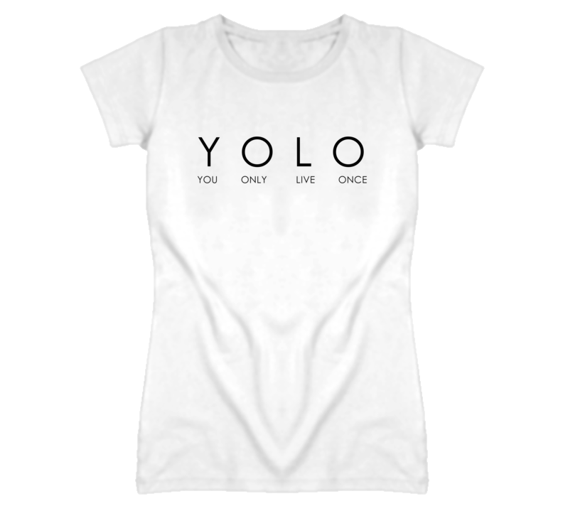 YOLO You Only Live Once Popular T Shirt