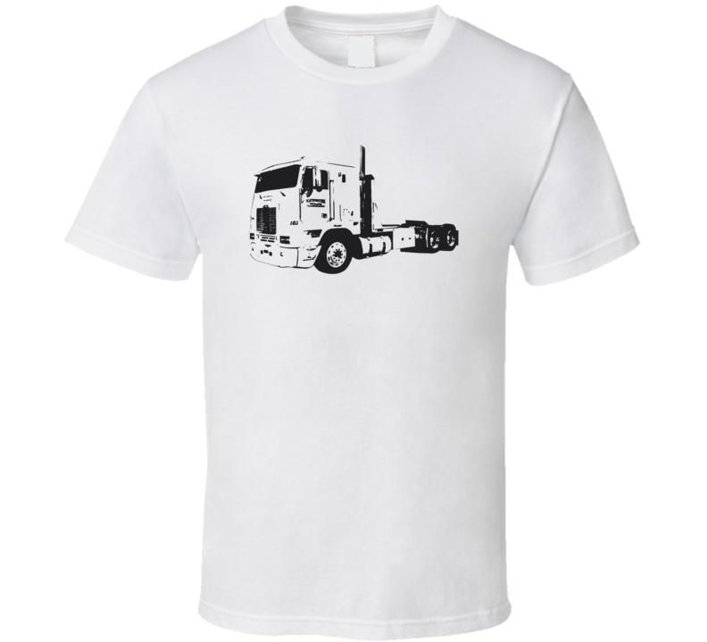 FLB Truck Side Light Color T Shirt