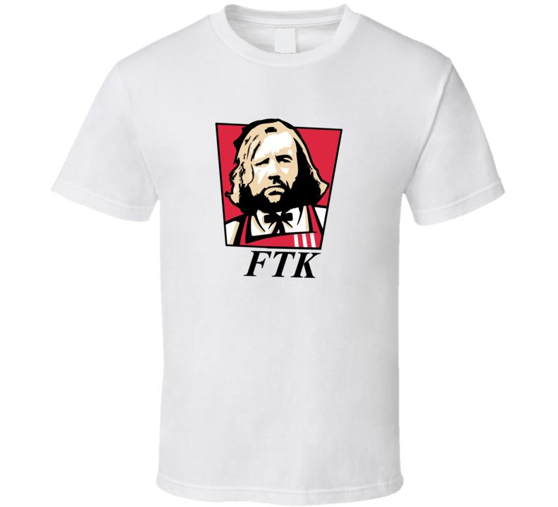 Got Gregor Clegane KFC Parody Shirt