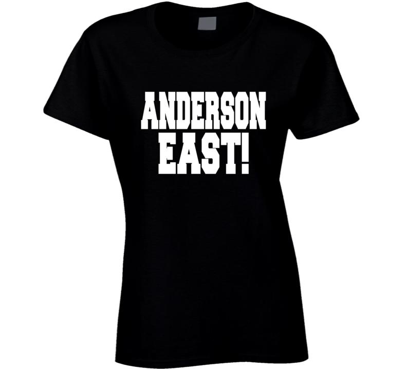 Miranda Lambert Style Anderson East  Parody Black T Shirt