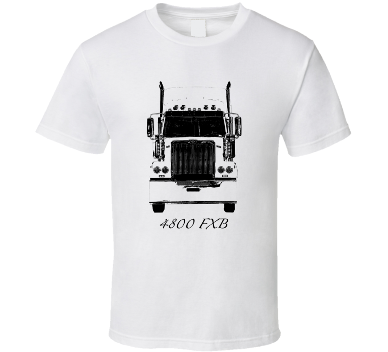 4800 FXB Grill View With Model Light Color T Shirt