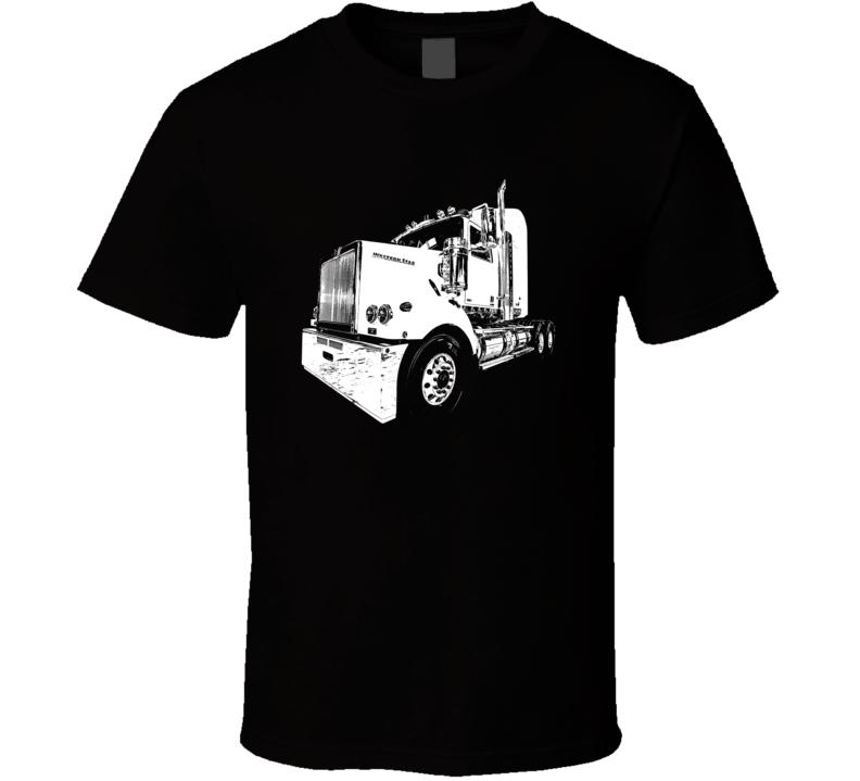 4800 FXB Side View Dark Color T Shirt