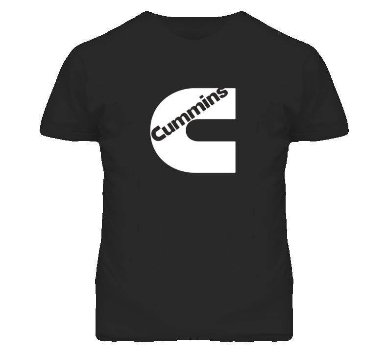 Cummins Dodge Diesel Turbo Truck Dark T Shirt