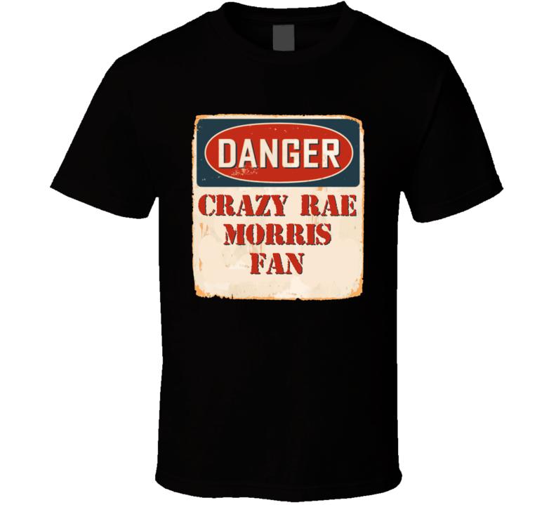 Crazy Rae Morris Fan Music Artist Vintage Sign T Shirt