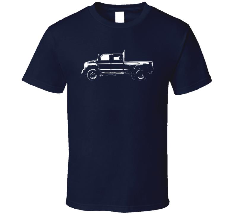GMC Topkick C6500 Side View Dark Shirt