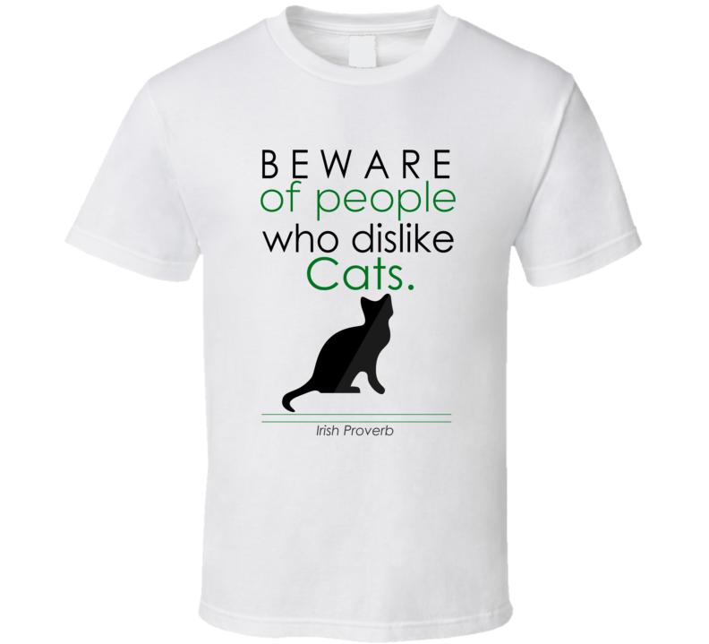 Beware Of People T Shirt