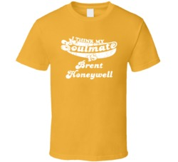 Think Soulmate Is Brent Honeywell Tampa Bay Rays Baseball Fan T Shirt