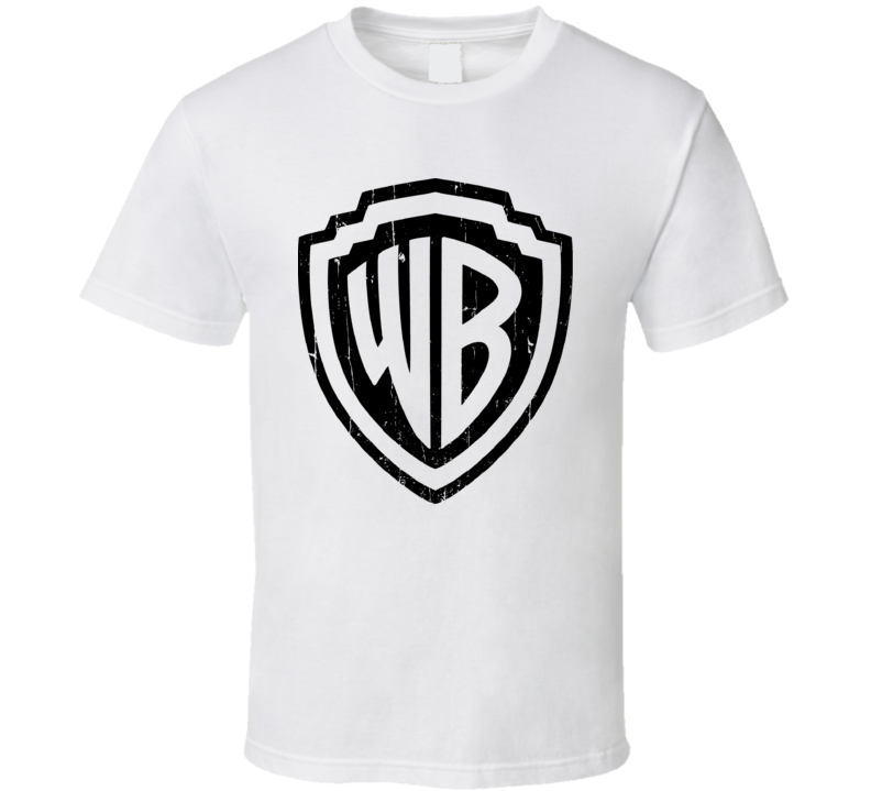 Warner Bros Throwback Worn Look Christmas Gift T Shirt