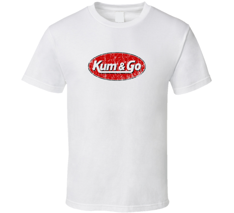 Kum and Go Cool Convenience Store Worn Look T Shirt
