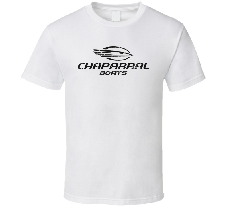 Chaparral Boat Brand Marine Fathers Day Worn Look T Shirt