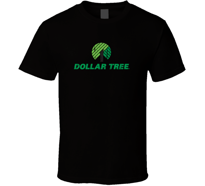 Dollar Tree Cool Grocery Store Pop Culture Worn Look T Shirt